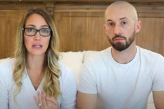Myka Stauffer: Backlash after YouTubers give up adopted son