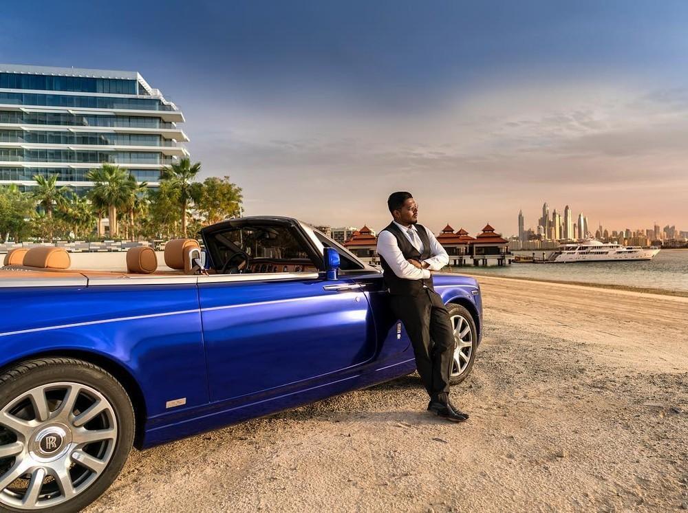 Bộ sưu tập hơn 200 siêu xe của con trai trùm bất động sản