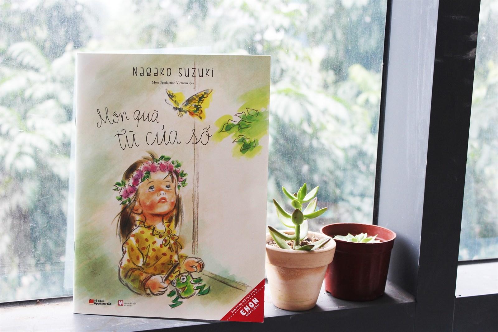 Loạt sách hay dành tặng con nhân ngày quốc tế thiếu nhi