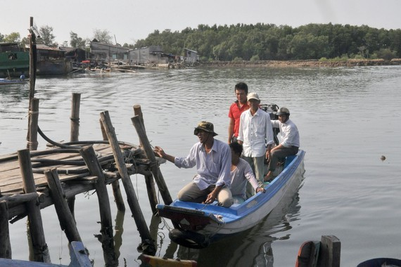River traffic accidents increase by 138 percent in first five months