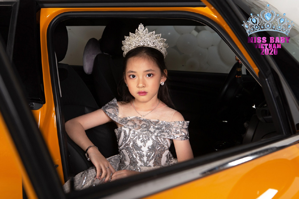 30 thí sinh vào vòng chung kết Miss baby Việt Nam 2020