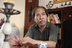 Nhà thơ Nguyễn Quang Thiều cảnh báo khan hiếm văn học cho thiếu nhi