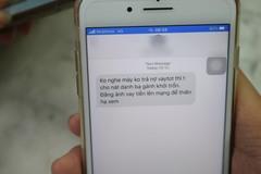 Vay tiền qua app: Bị truy bức đến đường cùng, nạn nhân kinh hãi tự tử