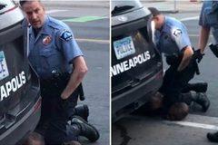 Biểu tình dữ dội, Mỹ gấp rút truy tố cảnh sát ghì chết người da đen