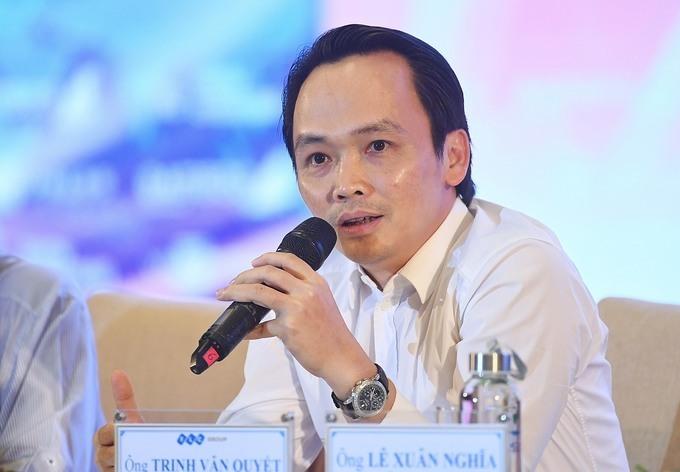 Tỷ phú Trịnh Văn Quyết: Chưa bao giờ kêu ca khó khăn, quyết làm lớn