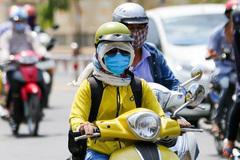 Dự báo thời tiết ngày 31/5: Hà Nội nắng gay gắt