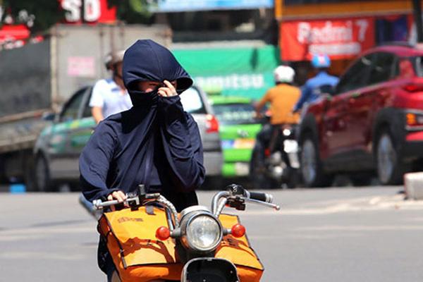Dự báo thời tiết ngày 1/6: Hà Nội nắng nóng kéo dài