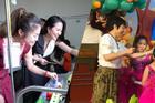 Thảo Vân, Phạm Thuỳ Dung hành động đẹp nhân Quốc tế thiếu nhi 1/6