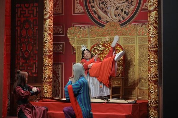 Denis Đặng, MisThy xử lý khéo, gây cười ở 'Ơn giời'
