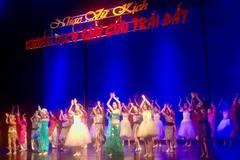 70 người tham gia nhạc vũ kịch thiếu nhi chủ đề bảo vệ môi trường