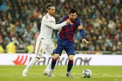 Barca và Real Madrid đá 11 trận trong hơn 1 tháng đua giành La Liga