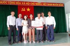 VietNamNet giúp đỡ ước mơ có nhà cho 2 hộ nghèo tại Cam Nghĩa