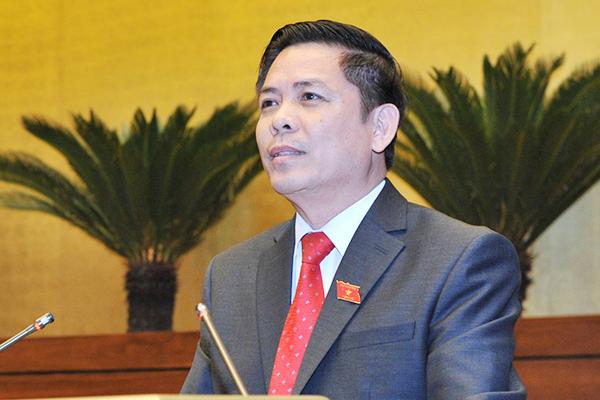 Bộ trưởng Nguyễn Văn Thể tự nghiêm khắc phê bình vì để chậm thu phí không dừng