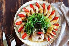 Bữa trưa không dầu mỡ với món cá hấp, ai ăn cũng tấm tắc khen