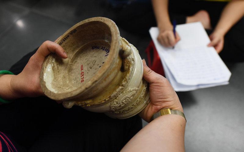 Hanoi Museum prepares for exhibition