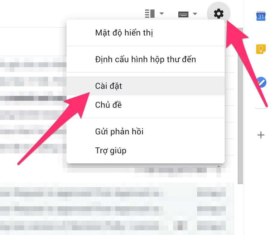 Cách tắt vĩnh viễn khung Google Meet phiền phức trên Gmail