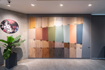 An Cường giới thiệu hàng loạt bộ sưu tập và giải pháp gỗ 2020