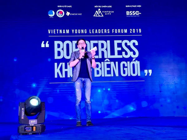 'Passion - The Mother of Invention', says Vietnamese scientist