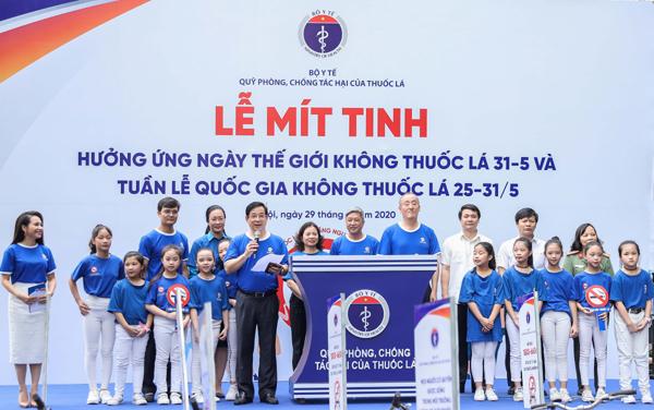 Thay đổi hành vi, giảm tỷ lệ người hút thuốc lá ở Việt Nam
