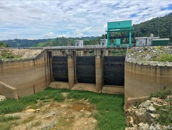 Thủy điện Buôn Kuốp khắc phục khó khăn mùa khô hạn