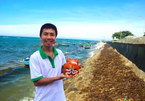 Islander strives to protect crabs from overfishing