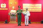Bộ Công an bổ nhiệm 2 Giám đốc công an tỉnh