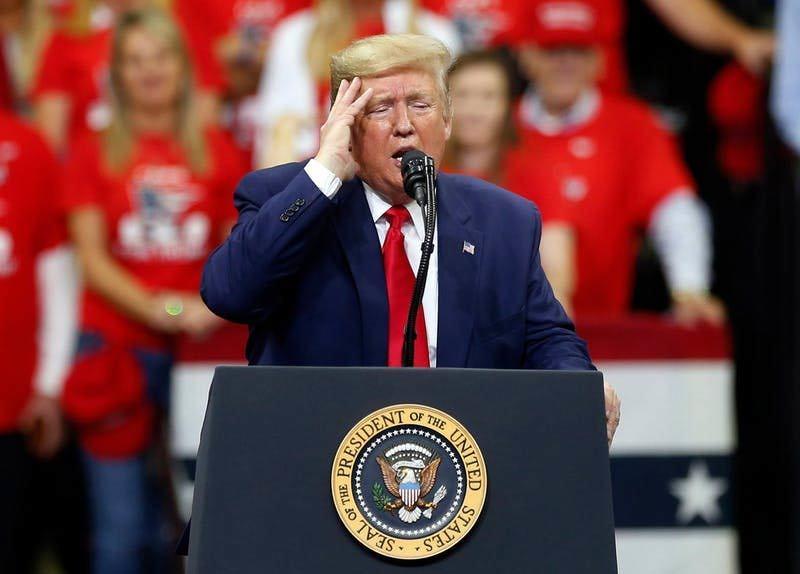 Biểu tình 'Tôi không thở được' khiến ông Trump mất cơ hội tái cử?