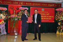 Chánh án TANDTC bổ nhiệm Chánh án TAND tỉnh Bình Định