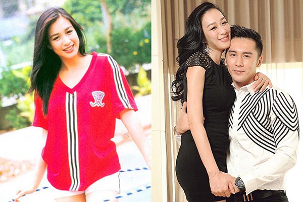 Đời truân chuyên của mỹ nhân gốc Việt 3 đời chồng