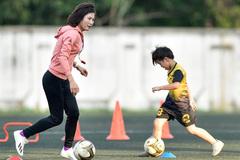 Former top striker Ngoc Cham still living her passion