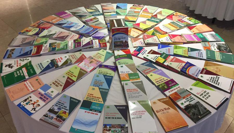 Cú hích phát triển văn hoá đọc