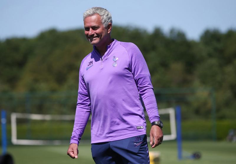 Mourinho nóng lòng muốn Ngoại hạng Anh trở lại