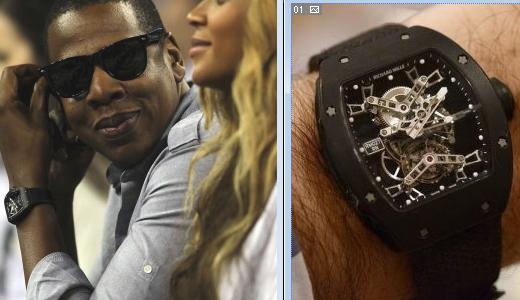 Bộ sưu tập đồng hồ của ca sĩ Jay-Z