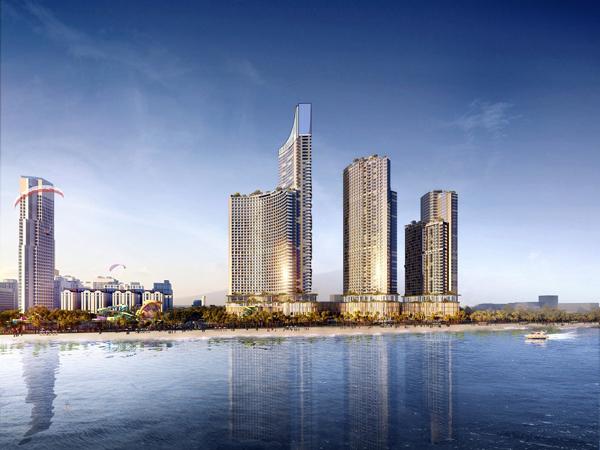 MB cấp vốn 2.300 tỷ đồng cho dự án ApartHotel ở Ninh Thuận