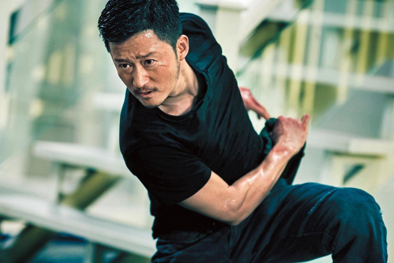 5 ngôi sao điện ảnh Trung Quốc võ công siêu đẳng