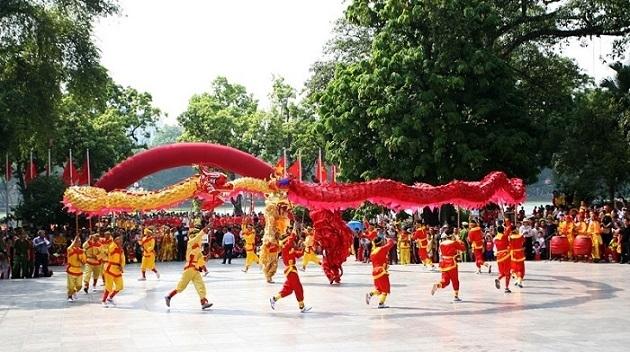 Hanoi plans various activities in pedestrian area around Hoan Kiem Lake