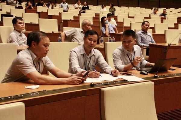 VNPT triển khai giải pháp họp trực tuyến kỳ họp thứ 9 Quốc hội khóa XIV