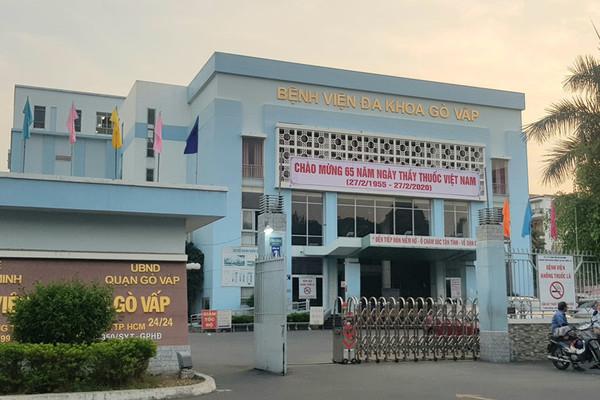 Cách chức Giám đốc Bệnh viện Gò Vấp bị tố đầu cơ khẩu trang y tế