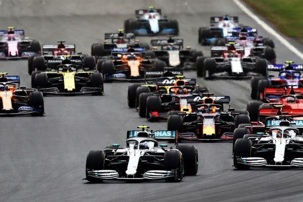 Mùa giải F1 năm 2020 chốt ngày trở lại
