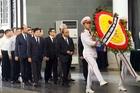 Thủ tướng, Chủ tịch Quốc hội viếng ông Vũ Mão