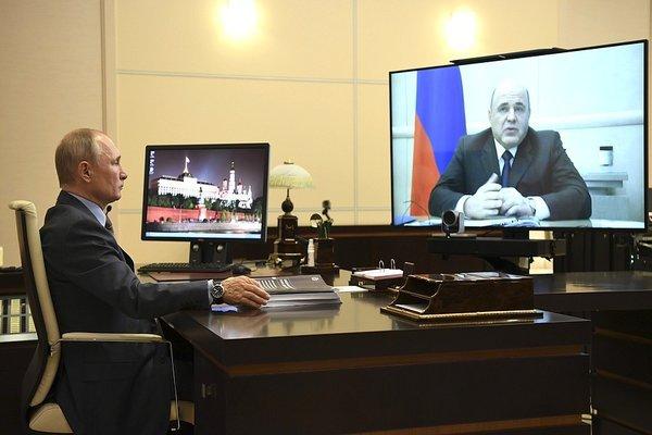 Nga tung hàng nghìn tỷ rúp để hồi phục kinh tế hậu Covid-19