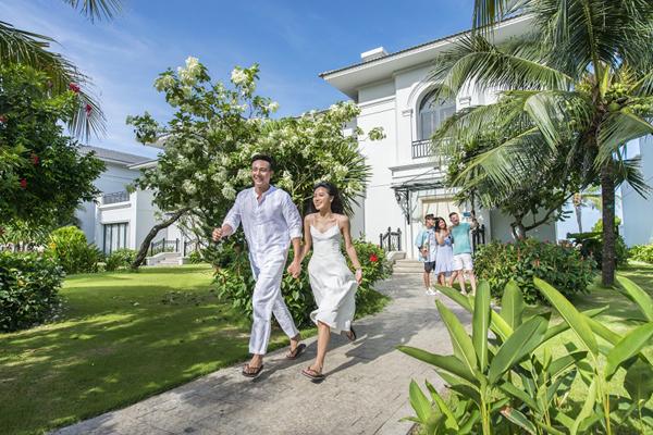 Kỳ nghỉ như mơ ở Villa Vinpearl