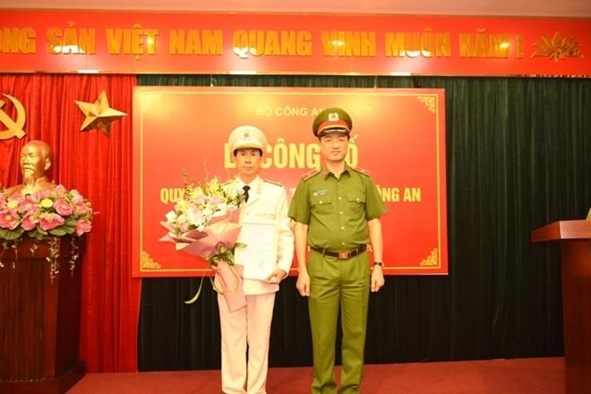 Bộ trưởng Công an bổ nhiệm, điều động nhiều lãnh đạo các Cục, đơn vị