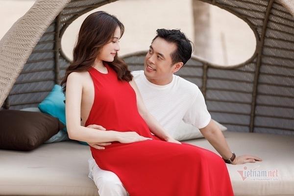 Dương Khắc Linh: 'Tôi làm hết việc nhà từ khi vợ mang bầu'