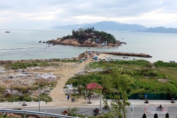 Khánh Hoà thu hồi siêu dự án triệu đô lấn vịnh Nha Trang
