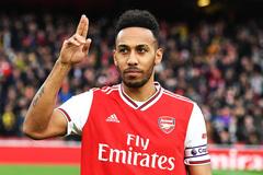 """Arsenal tung chiêu giữ """"sát thủ"""" Aubameyang"""""""
