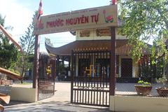 Bắt 2 kẻ đột nhập vào chùa ở miền Tây khoắng 20 lượng vàng