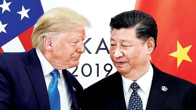 Diễn biến lạ, Trung Quốc đổi chiêu trong cuộc đấu với Mỹ