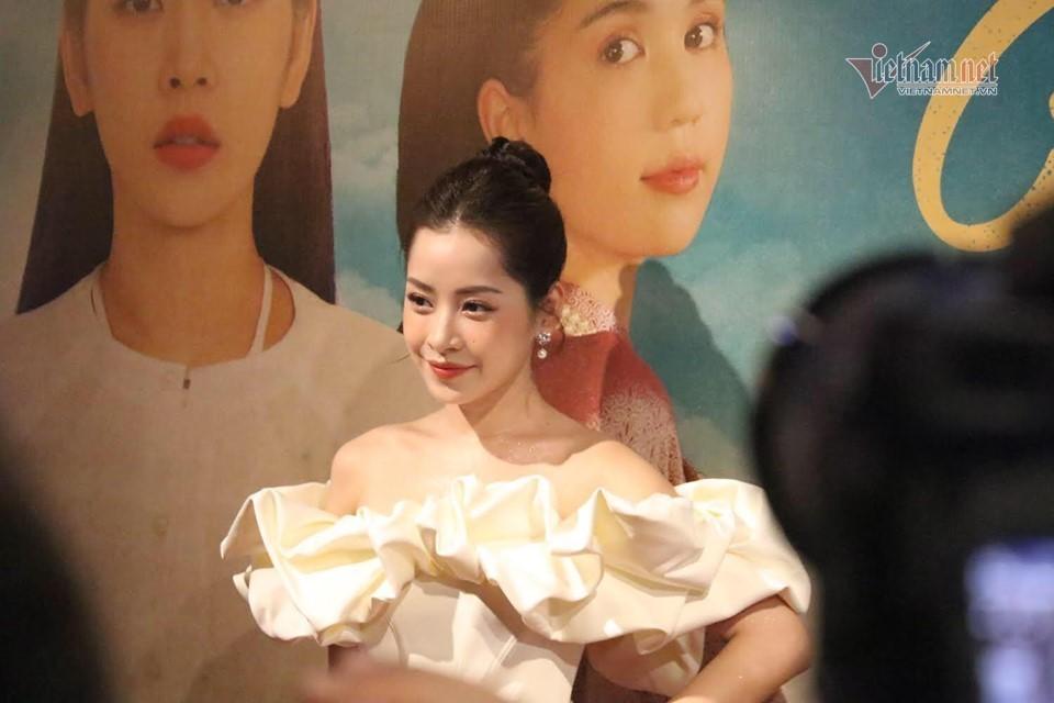 Chi Pu bất ngờ hát cải lương trong buổi ra mắt MV mới