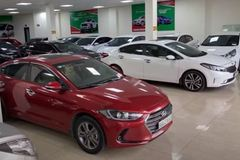 Ôtô mới giảm 50% trước bạ, dân bán xe cũ than ế ẩm